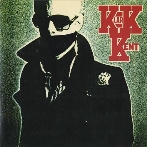 """Klark Kent Don't Care - Green Vinyl 7"""" vinyl single (7 inch record) UK KLK07DO42337"""