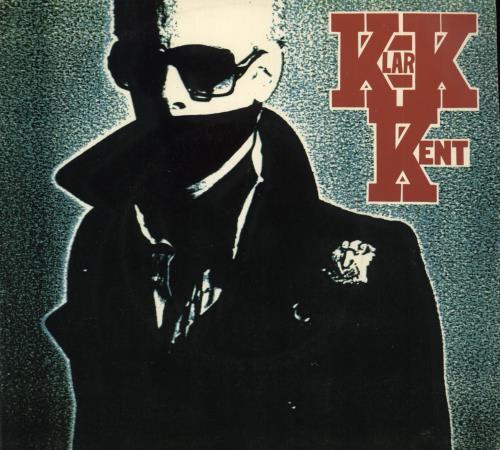 """Klark Kent Don't Care - Green Vinyl 7"""" vinyl single (7 inch record) UK KLK07DO515778"""