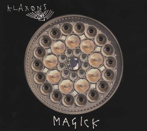 "Klaxons Magick CD single (CD5 / 5"") UK KBXC5MA393348"