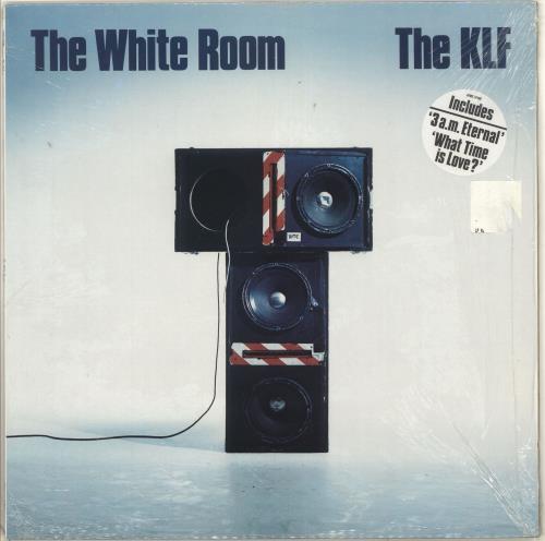 KLF The White Room vinyl LP album (LP record) UK KLFLPTH182012