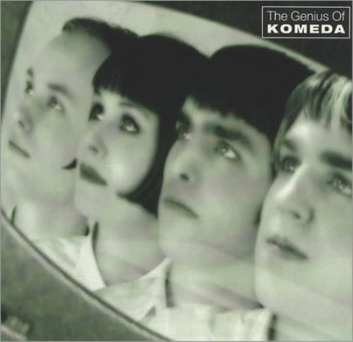 Komeda The Genius Of Komeda CD album (CDLP) Swedish KMDCDTH57978
