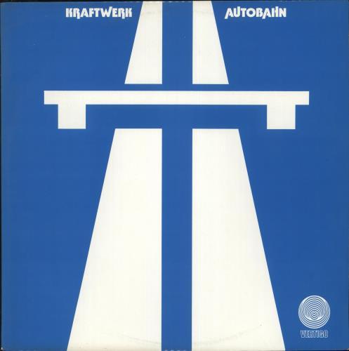 Kraftwerk Autobahn vinyl LP album (LP record) Australian KRALPAU658073