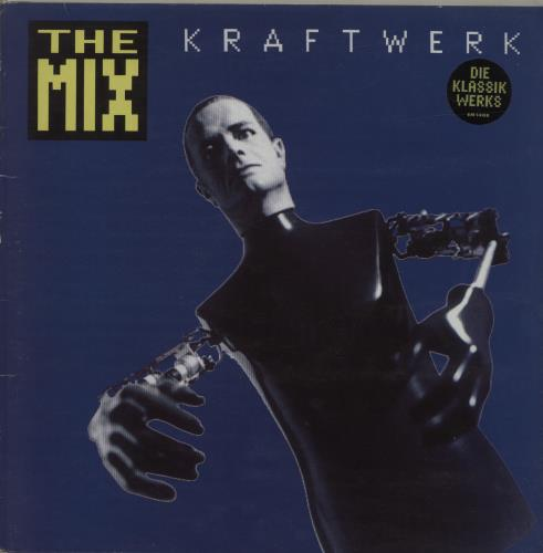 Kraftwerk The Mix - EX 2-LP vinyl record set (Double Album) UK KRA2LTH684655