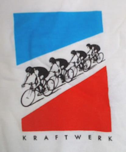 Kraftwerk Tour De France - Size Large t-shirt UK KRATSTO287715 388c5cef3