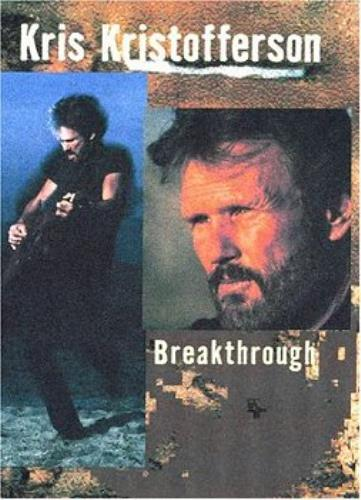 Kris Kristofferson Breakthrough DVD DVD UK KRSDDBR293888