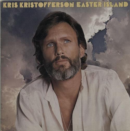 Kris Kristofferson Easter Island vinyl LP album (LP record) UK KRSLPEA574369