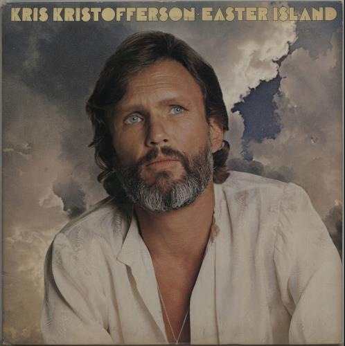Kris Kristofferson Easter Island vinyl LP album (LP record) US KRSLPEA653514