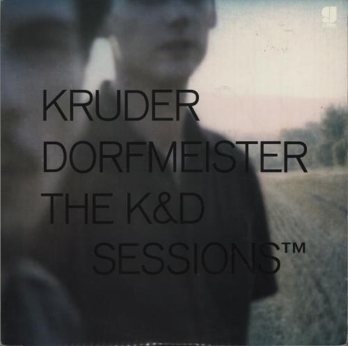 Kruder & Dorfmeister The K&D Sessions 4-LP vinyl album set (4 records) German KB14LTH671593