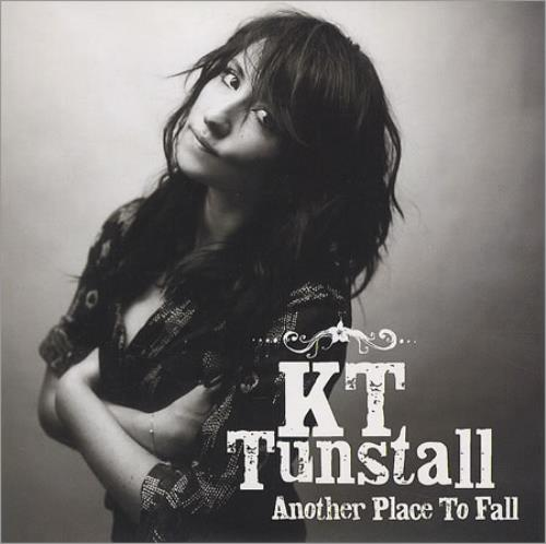 """KT Tunstall Another Place To Fall CD single (CD5 / 5"""") UK KT-C5AN411492"""
