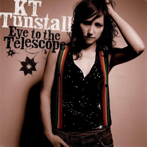 KT Tunstall Eye To The Telescope CD album (CDLP) UK KT-CDEY333346
