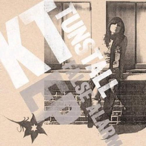 "KT Tunstall False Alarm EP 7"" vinyl single (7 inch record) UK KT-07FA347148"