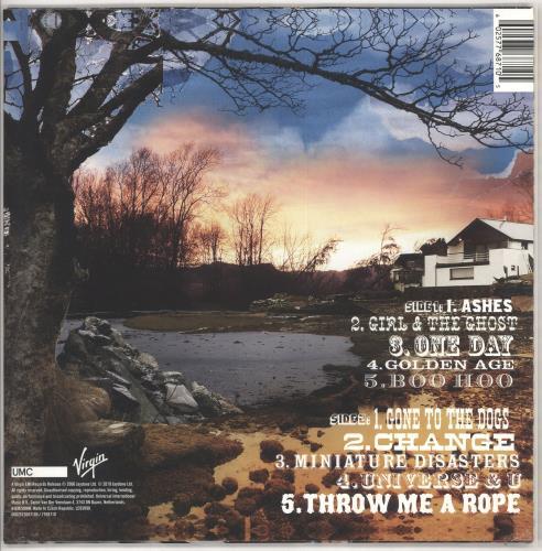 KT Tunstall KT Tunstall's Acoustic Extravaganza - Red & Yellow Vinyl - Sealed vinyl LP album (LP record) UK KT-LPKT730093