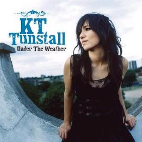 "KT Tunstall Under The Weather CD single (CD5 / 5"") UK KT-C5UN343746"