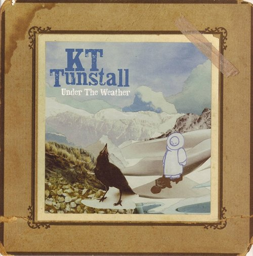 "KT Tunstall Under The Weather 7"" vinyl single (7 inch record) UK KT-07UN343748"