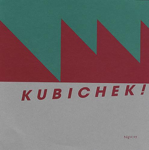 """Kubichek Nightjoy - White Vinyl 7"""" vinyl single (7 inch record) UK KB807NI350518"""
