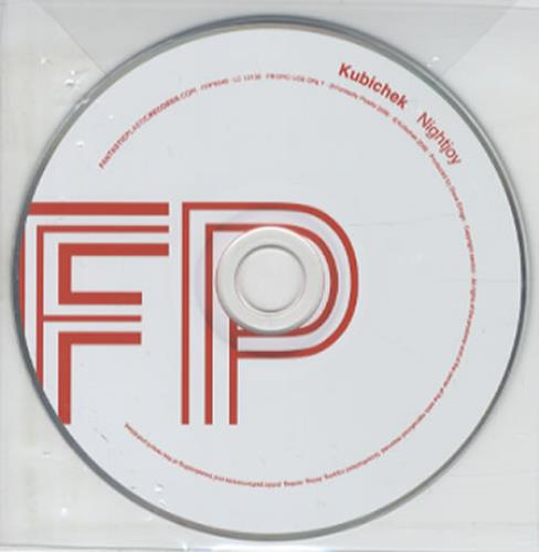 "Kubichek Nightjoy CD single (CD5 / 5"") UK KB8C5NI341630"