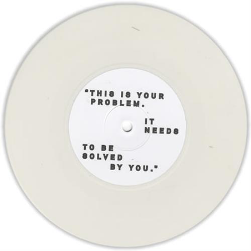 "Kubichek Stutter 7"" vinyl single (7 inch record) UK KB807ST402256"