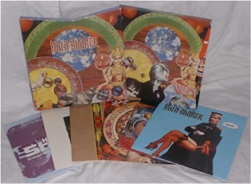Kula Shaker Singles Box box set UK KULBXSI173964