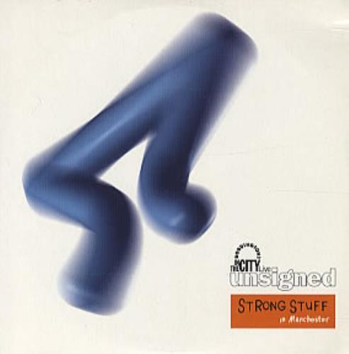 Kula Shaker Tattva - on Strong Stuff In Manchester CD album (CDLP) UK KULCDTA112063