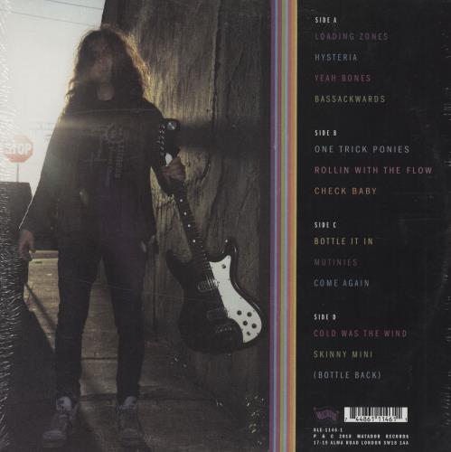 Kurt Vile Bottle It In - Sealed 2-LP vinyl record set (Double Album) UK Q0R2LBO756718