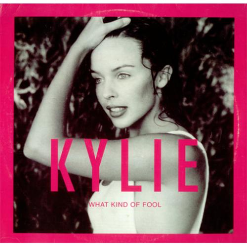 "Kylie Minogue What Kind Of Fool 12"" vinyl single (12 inch record / Maxi-single) German KYL12WH422513"