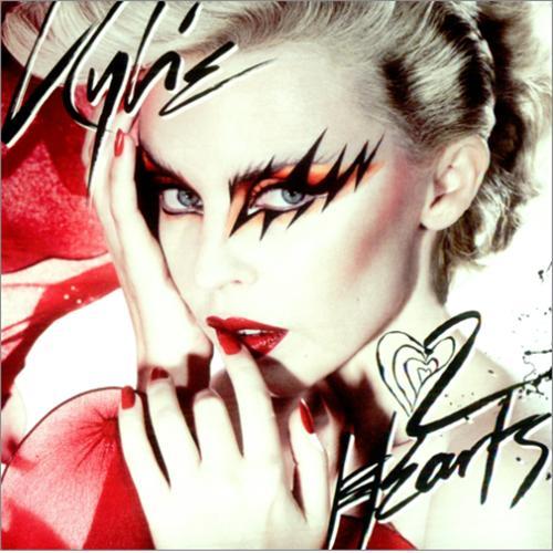 "Kylie Minogue 2 Hearts CD single (CD5 / 5"") UK KYLC5HE421287"
