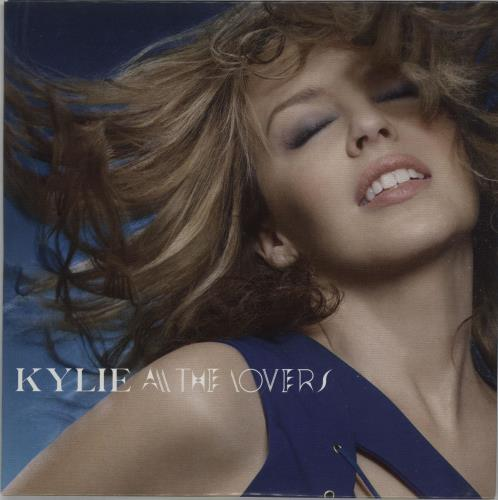 Kylie Minogue All The Lovers 2-CD single set (Double CD single) UK KYL2SAL510139