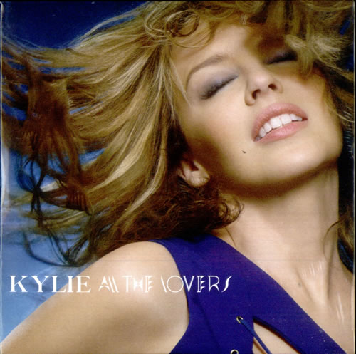 "Kylie Minogue All The Lovers CD single (CD5 / 5"") UK KYLC5AL513159"