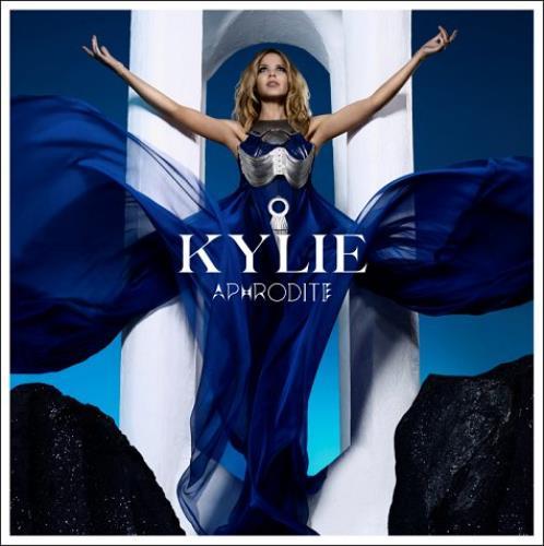 Kylie Minogue Aphrodite 2-disc CD/DVD set UK KYL2DAP507131