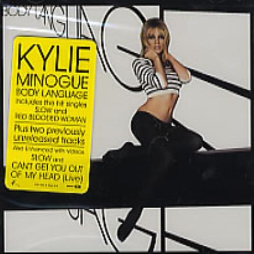 Kylie Minogue Body Language Bonus Cd Us 2 Cd Album Set Double Cd 282443