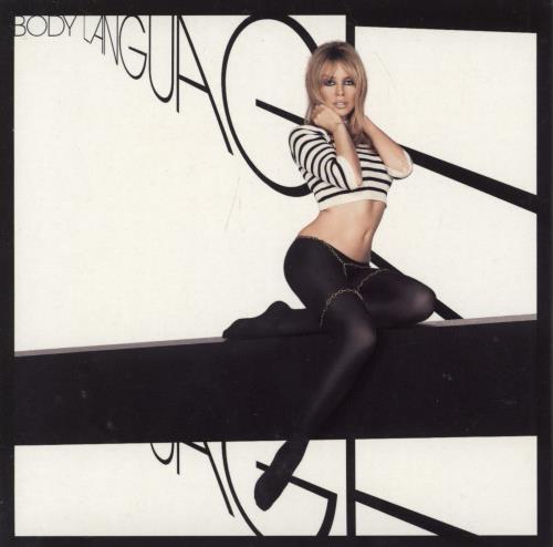 Kylie Minogue Body Language CD album (CDLP) UK KYLCDBO265693