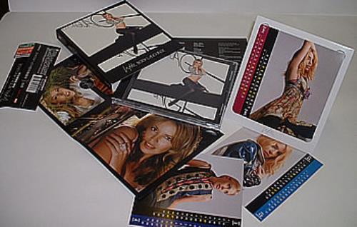 Kylie Minogue Body Language Taiwanese Cd Album Cdlp 271126