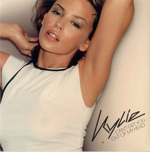 """Kylie Minogue Can't Get You Out Of My Head CD single (CD5 / 5"""") UK KYLC5CA195275"""