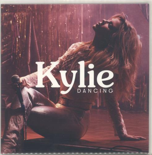 "Kylie Minogue Dancing + Photograph 7"" vinyl single (7 inch record) UK KYL07DA698130"