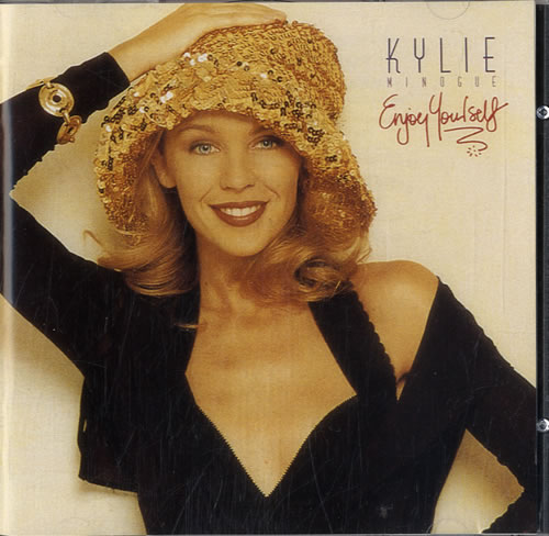 Kylie Minogue Enjoy Yourself CD album (CDLP) Australian KYLCDEN168241