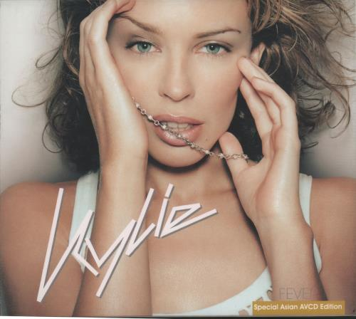 Kylie Minogue Fever 2 CD album set (Double CD) Taiwanese KYL2CFE663534