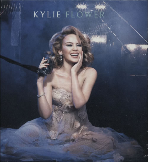 "Kylie Minogue Flower - Sealed CD single (CD5 / 5"") UK KYLC5FL577582"