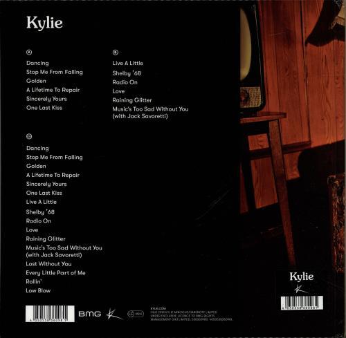 Kylie Minogue Golden - Super Deluxe Edition in Sealed Mailer Box Vinyl Box Set UK KYLVXGO698141