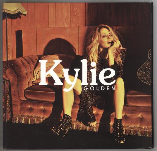 Kylie Minogue Golden - Super Deluxe Edition Vinyl Box Set UK KYLVXGO733853