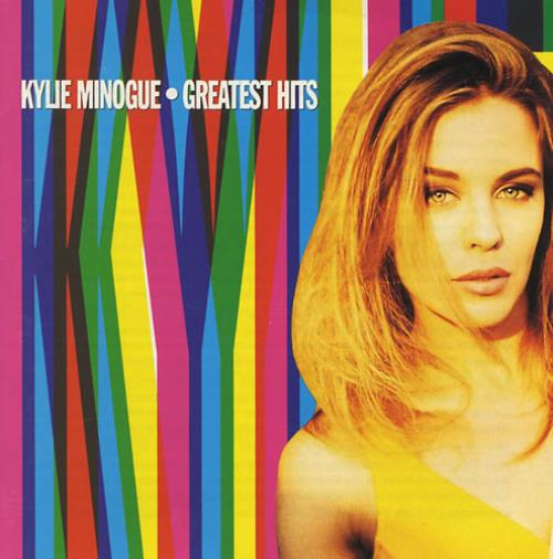 Kylie Minogue Greatest Hits CD album (CDLP) Australian KYLCDGR10984