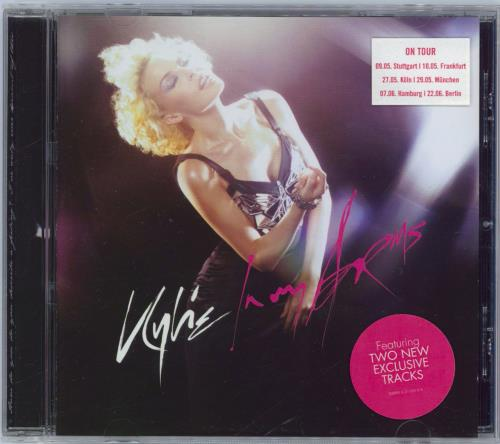 "Kylie Minogue In My Arms CD single (CD5 / 5"") German KYLC5IN426788"