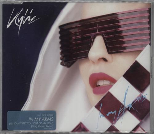 Kylie Minogue In My Arms 2-CD single set (Double CD single) UK KYL2SIN431714