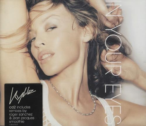 """Kylie Minogue In Your Eyes CD single (CD5 / 5"""") UK KYLC5IN393201"""