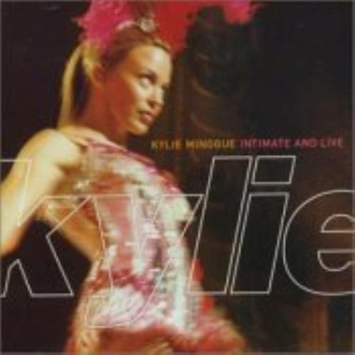 Kylie Minogue Intimate And Live 2 CD album set (Double CD) Australian KYL2CIN123215