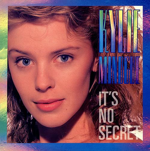 "Kylie Minogue It's No Secret 12"" vinyl single (12 inch record / Maxi-single) Japanese KYL12IT485581"