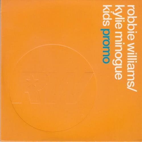 "Kylie Minogue Kids CD single (CD5 / 5"") UK KYLC5KI166846"