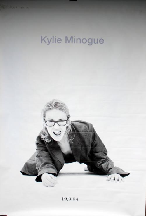 Kylie Minogue Kylie Minogue 19 9 94 UK Promo poster (37273)