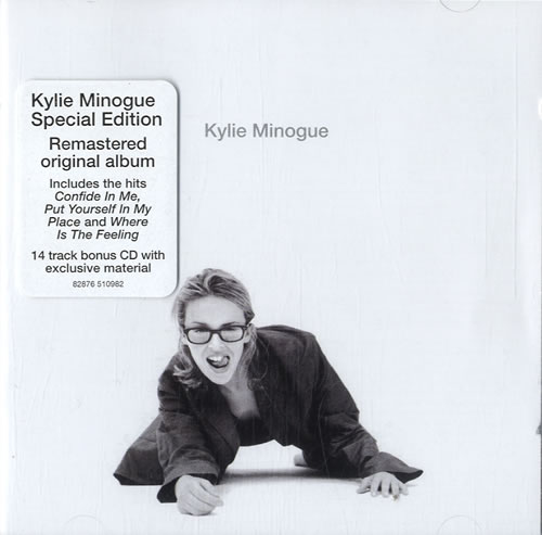 Kylie Minogue Kylie Minogue 2 CD album set (Double CD) UK KYL2CKY244256