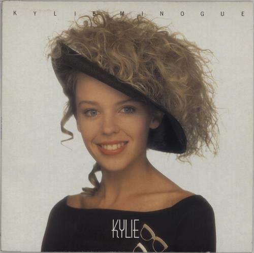 Kylie Minogue Kylie vinyl LP album (LP record) UK KYLLPKY142975