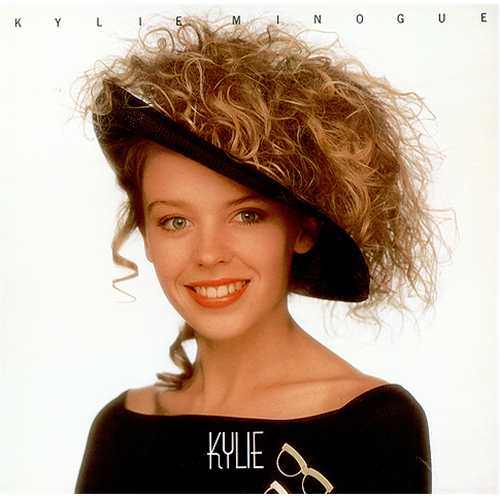 Kylie Minogue Kylie vinyl LP album (LP record) US KYLLPKY410950